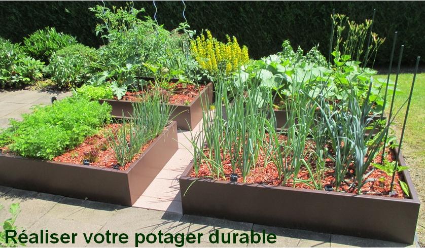 Réaliser votre jardin potager
