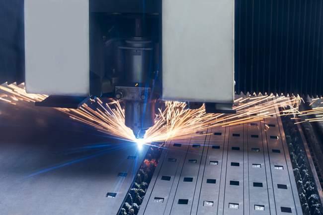 Découpage laser des pièces