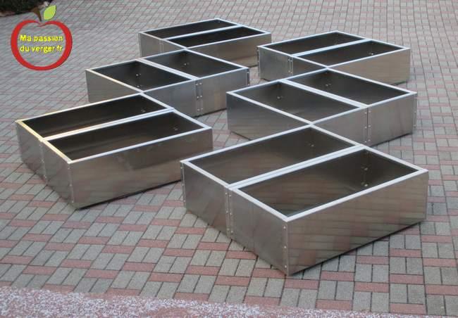 forme potager carré possible avec modubacs