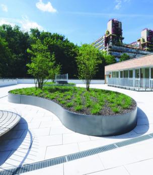 Découvrir nos bordures et murs pour jardinières